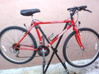 "MOUNTAIN BIKE, 26"", SPECIALIZED ""Hard Rock"". 21 speeds,"