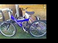 MOUNTAIN BIKE HUFFY GOOD CONDITION 30.00 OBO CALL OR