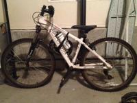2011 Marin Sky Trail Mountain Bike which was used only