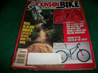 Mountain Bike Action August 1999,50 Most cutting-edge