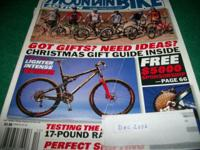 Mountain Bike Action, December 2006, Cannondale Rush