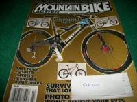 Mountain Bike Action, February 2007,Cannondales carbon