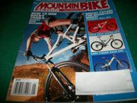 Mountain Bike Action, JANUARY 2007,Santa Cruz