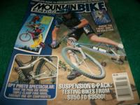 Mtb Action, July 1996, Complete Guide to over 100