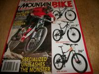 Mountain Bike Action, July 2012,The perfect Mountain