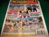 March 1996,How to pro riding secrets for uphills, down