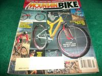 Mtb Action, March 1999, Testing the. lightest full
