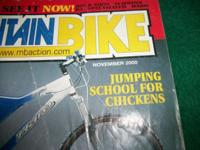 Mountain Bike Action,November 2000 - Exclusive