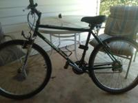 I have a Green Diamond Back Mountain bike for sale for