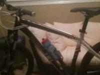 It is a 2010 specialized Hardrock Sport, and the size