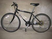 Used mountain bike. Giant brand, Iguana model. 21