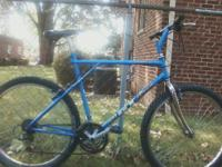 Mountain Bike. Great all terrain bike. call  Location: