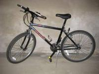 Used mountain bike. Raleigh brand, M-20 model. 18