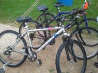 Bike sale.  Schwinn Mountain Bike, Mongoose Mountain