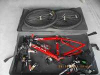 Novara Aspen hardtail, 21 speed mountain bike with