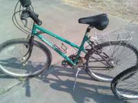 1 - Woman's Mountain Bike Needs some repairs but can be