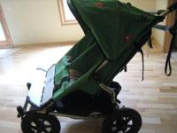 Mountain Buggy Urban Double $247 This is like new!