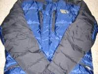 Brand New Mountain Hardware XL Down Jacket. Absolutely