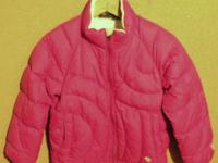 Mountain Hardwear Down Jacket - Red Size - Youth Small