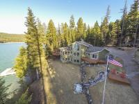 Unsurpassed mountain and lake views abound on this 1.20