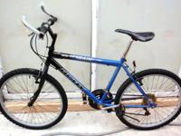 "MOUNTAIN BIKE, 24"", HUFFY ULTRATERRAIN EXTREME, 18"