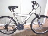 "MOUNTAIN BIKE 26"", ""JEEP CHEROKEE"", FRONT SUSPENSION,"