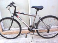 "MOUNTAIN BIKE, 26"", ""Quasar Cycle"", 15 speeds, in"