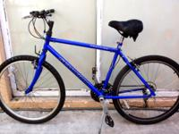 "MOUNTAIN BIKE, 26"", SCHWINN ""FRONTIER"", 21 speeds, in"