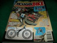 Mountain Bike Action,September 1996,Downhill fever