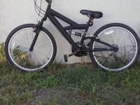 Here I have a brand new Next mountain bike for trade
