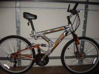 For Sale: Like New 21 speed Mountain Bike / Used 3