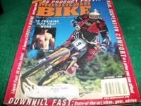 Mountain Bike, October 1998,Special issue, full