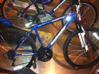 3 seperate Roadmaster bicycles for sale. 1- Blue Men's