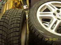 I have for sale a set of bridge stone blizzak tires