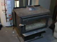 Mounteer Wood Stove purchased 3 years ago used a couple