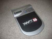 16WAPT Mouse Pad with Calculator, and cardholder. We
