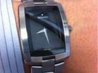 Very good condition with minor signs of wear Movado.