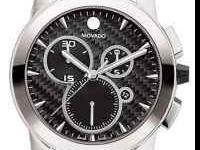 New with tags Movado Vizio Chronograph watch. I