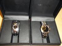 We have beautiful Movado Museum His and Hers 2011