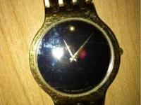 I have a movado Esperanza watch for sale. This watch