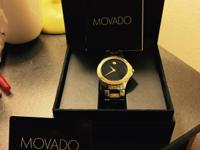 Movado watch I paid 1400 .18months ago selling for 500i