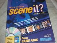 Today we have for you a Movie Edition Scene it? The DVD