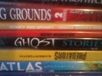 I have 17 movies I'd like to sell for $30 obo you can