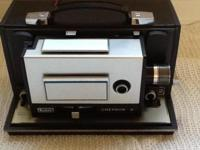 Vintage Kodak Chevron 8 model 10 movie projector.