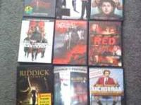 bunch of movies all or none call/txt lee  obo Location: