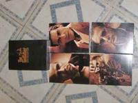 Selling these movies: THE GODFATHER (DVD COLLECTION) IN