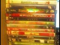 Movies For Sale: $5 each or 5 for $20 Beauty and the