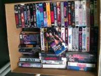 OVER 3000 MOVIES THAT I WILL SELL OR TRADE. THEY ARE
