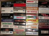 Box of Movies - All for $15.00 or choice at 50 cents