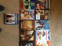Movies 5 a piece   DVD player 10  Must meet within 10